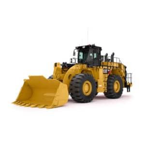 CAT 990K