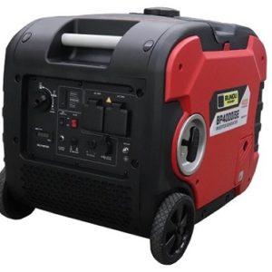 4kVA - (Generic Engine) - Single Phase Petrol Inverter Generator - BP4000iSE