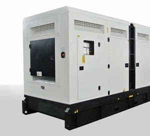 750kVA - (SDEC Engine) - Three Phase Silent Diesel Generator - BPD750S3